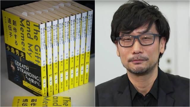 Hideo Kojima libro ensayos fecha de lanzamiento