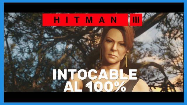 Intocable en Hitman 3 al 100%