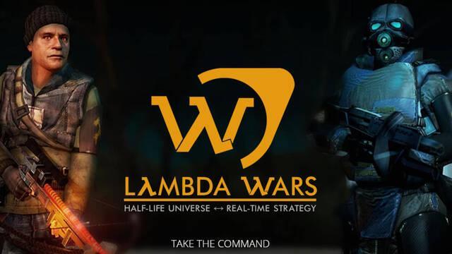 Lambda Wars Half-Life 2 mod estrategia
