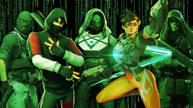 Fortnite es el juego con más tramposos, según un estudio.