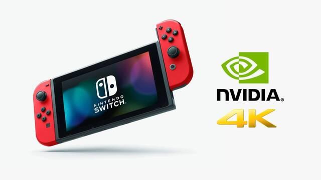 Switch Pro sería compatible con NVIDIA DLSS y tendría funcionalidad 4K.