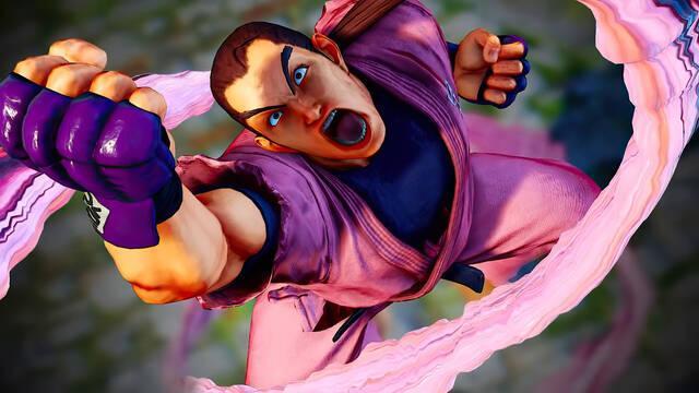 Dan en Street Fighter 5