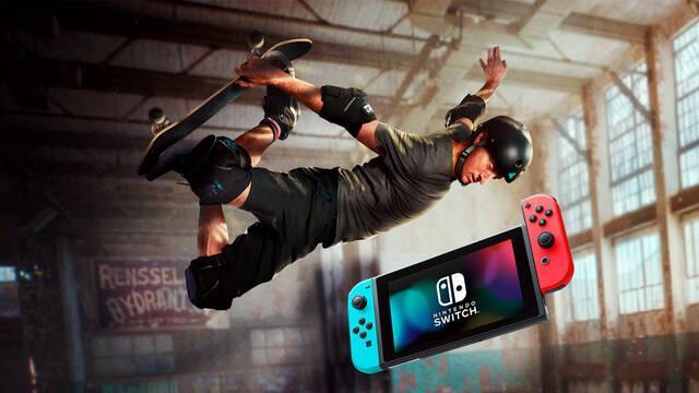 Tony Hawk's Pro Skater 1 + 2 para Nintendo Switch