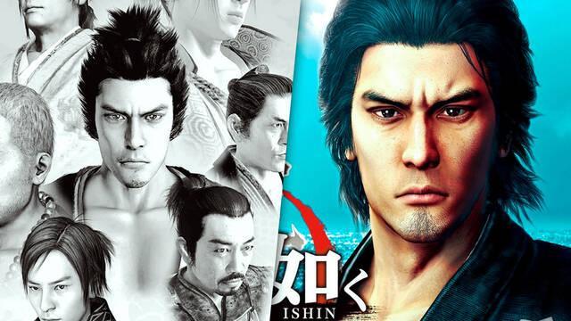 Yakuza Ishin y Yakuza Kenzan remakes