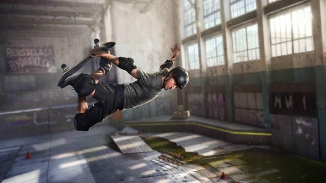 Tony Hawk's Pro Skater 1 + 2 confirma su llegada a PS5, Xbox Series X/S y Switch.
