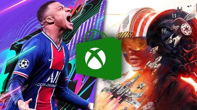 Ofertas semanales en Xbox Series X/S y Xbox One.