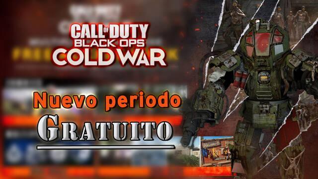 COD Black Ops Cold War ofrecerá gratis sus modos Zombis y multijugador