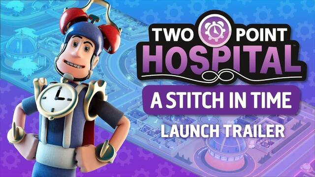 Two Point Hospital: Una cura a tiempo