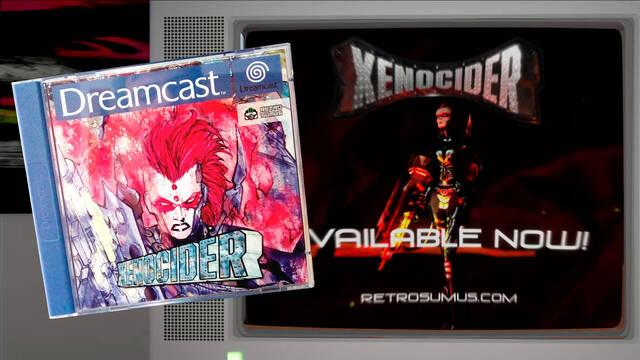 Xenocider a la venta en Dreamcast juego indie español