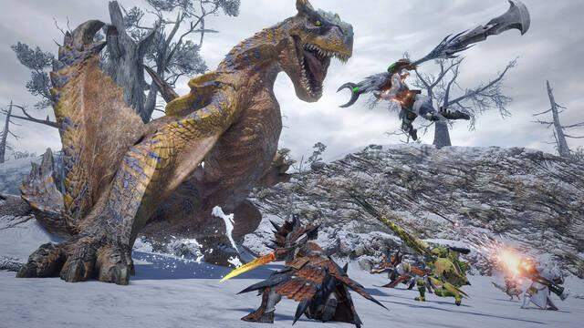 Monster Hunter Rise llegará a PC a principios de 2022