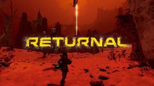 Returnal muestra su planeta en un nuevo tráiler en español.