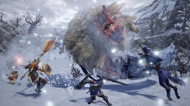 Monster Hunter Rise añadirá nuevas misiones gratuitas tras su lanzamiento