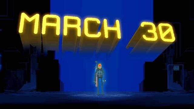 Narita Boy saldrá en PS4, Xbox One, PC y Switch el 30 de marzo.