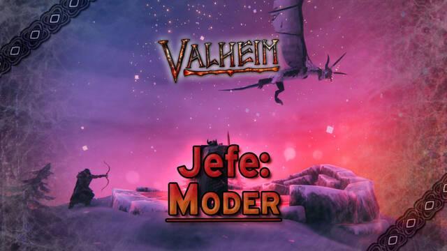 Moder en Valheim: Cómo invocarlo y derrotarlo, consejos y estrategias