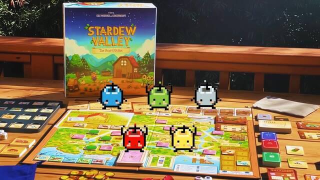 Stardew Valley y su juego de mesa