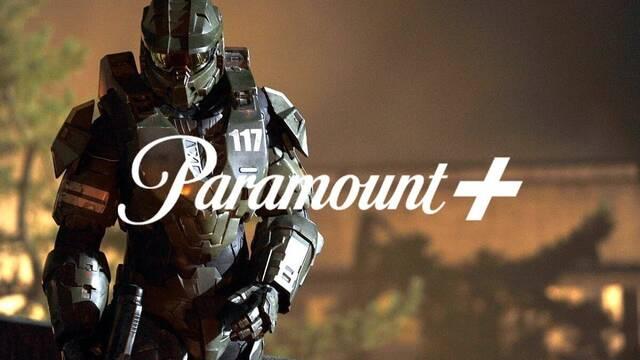 La serie de Halo en Paramount+ a principios de 2022