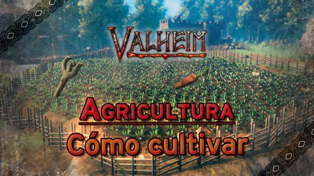 Agricultura en Valheim: Cómo cultivar y plantar semillas en la tierra