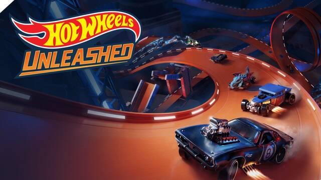 Hot Wheels Unleashed llegará el 30 de septiembre a PS5, PS4, Xbox Series X/S, Xbox One, PC y Nintendo Switch.