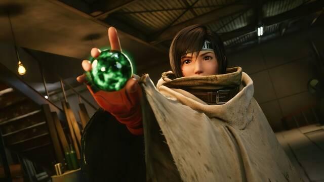 Final Fantasy 7 Remake Intermission Yuffie