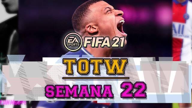 FIFA 21 - TOTW 22: Ya disponible con Cristiano Ronaldo, Handanović y Rashford