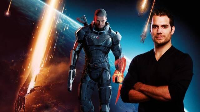 Henry Cavill y un proyecto de Mass Effect
