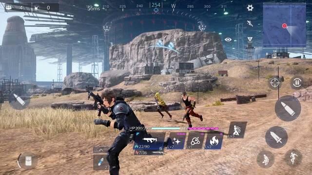 Anunciado Final Fantasy 7: The First Soldier, un battle royale para móviles que llegará en 2021.