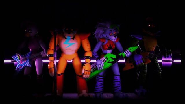 Five Nights at Freddy's: Security Breach y su jugabilidad en PS5