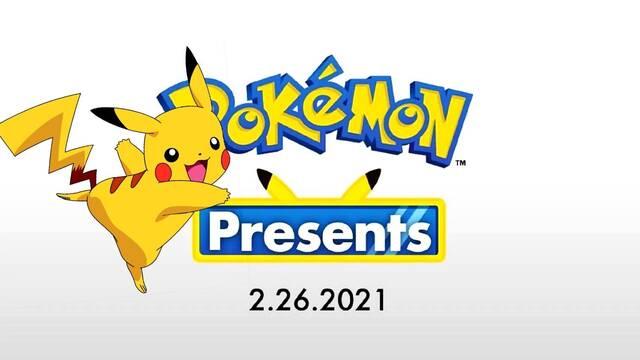 Retransmisión de Pokémon Presents hoy