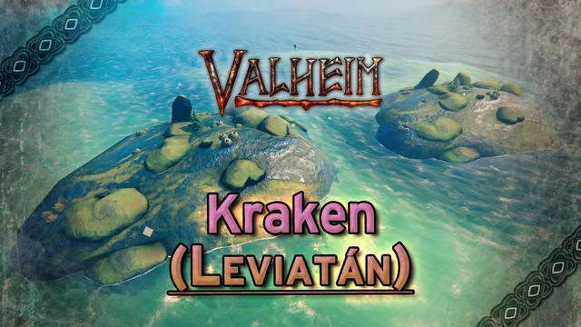 Valheim: Cómo encontrar al Kraken y conseguir Quitina fácilmente