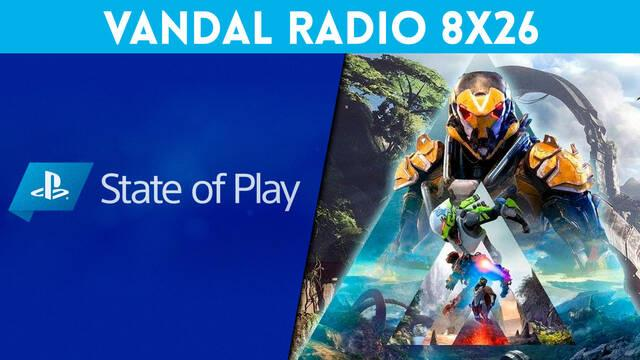 Vandal Radio 8x26