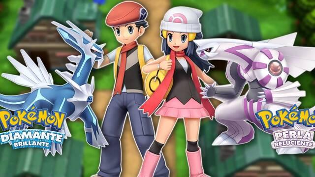 El remake de Pokémon Diamante y Perla llegará este año a Switch.