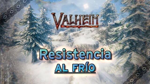 Valheim: Cómo conseguir resistencia al frío y la congelación