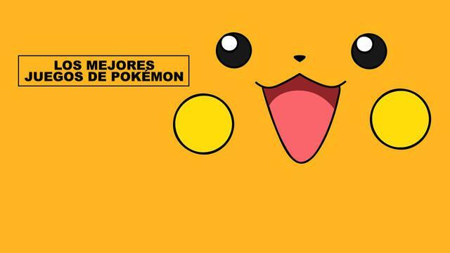 Estos son los 20 MEJORES juegos de Pokémon de la historia