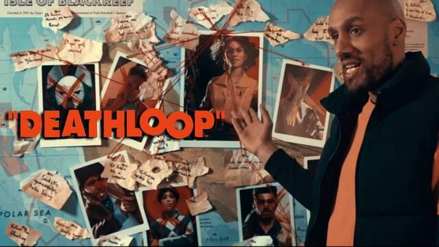 El director de Deathloop explica cómo funciona su loop.
