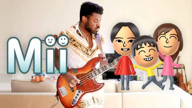 La música del canal Mii versionada por músicos de todo el mundo.
