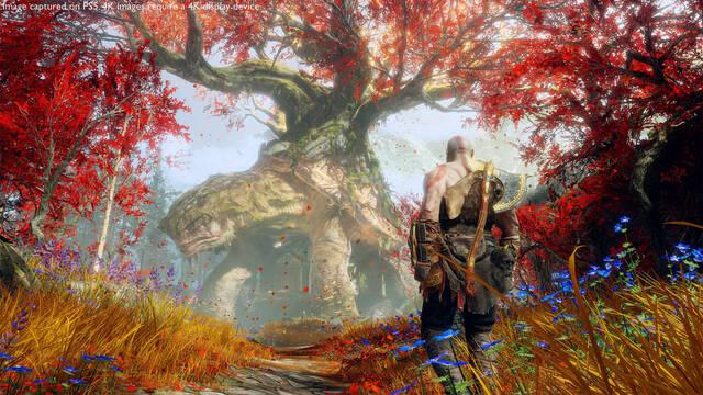 God of War parche mejora PlayStation 5