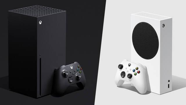 Xbox Series X/S stock