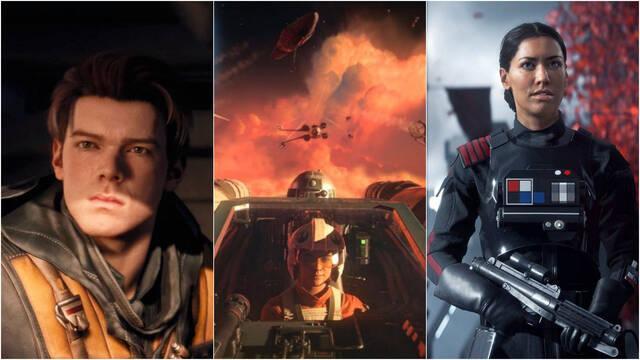 Star Wars nuevos juegos Electronic Arts