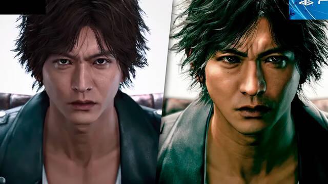 Judgment comparativa PS4 con PS5 y Xbox Series X/S