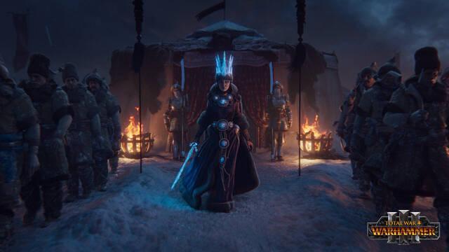 Total War: Warhammer 3 llegará a finales de 2021 a PC.