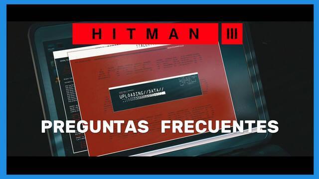 Preguntas frecuentes en Hitman 3