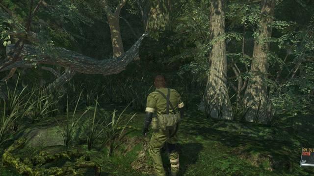 Metal Gear Solid 3 Remake mod