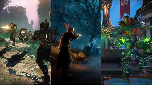 Amazon Game Studios más juegos