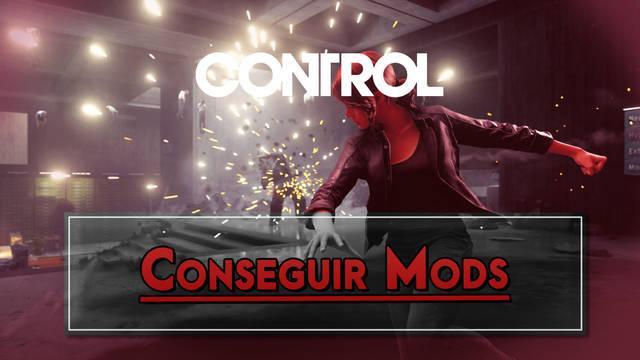 Control: Cómo conseguir Mods; tipos y niveles de rareza