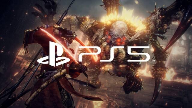 Nioh 2 y su velocidad en PS5