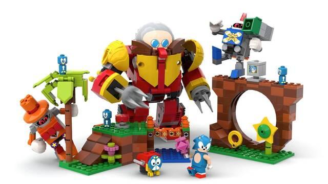 Sonic tendrá su propio set de Lego.