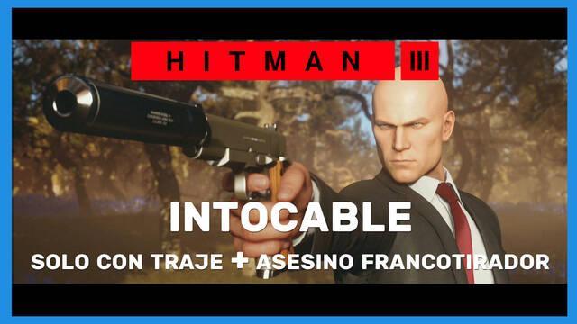 Hitman 3: cómo completar Intocable (Sólo traje y Asesino francotirador)