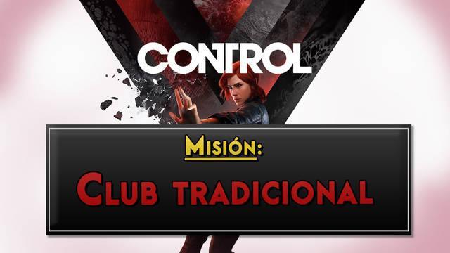 Club tradicional en Control al 100% y coleccionables