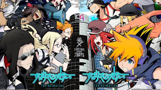 The World Ends With You Anime cambia su tema principal por el arresto de un miembro de ALI