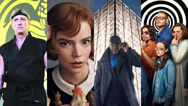 Las 15 MEJORES series de Netflix España (Actualizado, 2021) - ¡No te las pierdas!